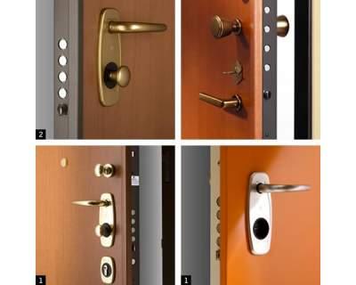 Sostituire serratura porta blindata good perch importante - Cambiare apertura porta frigorifero ariston ...